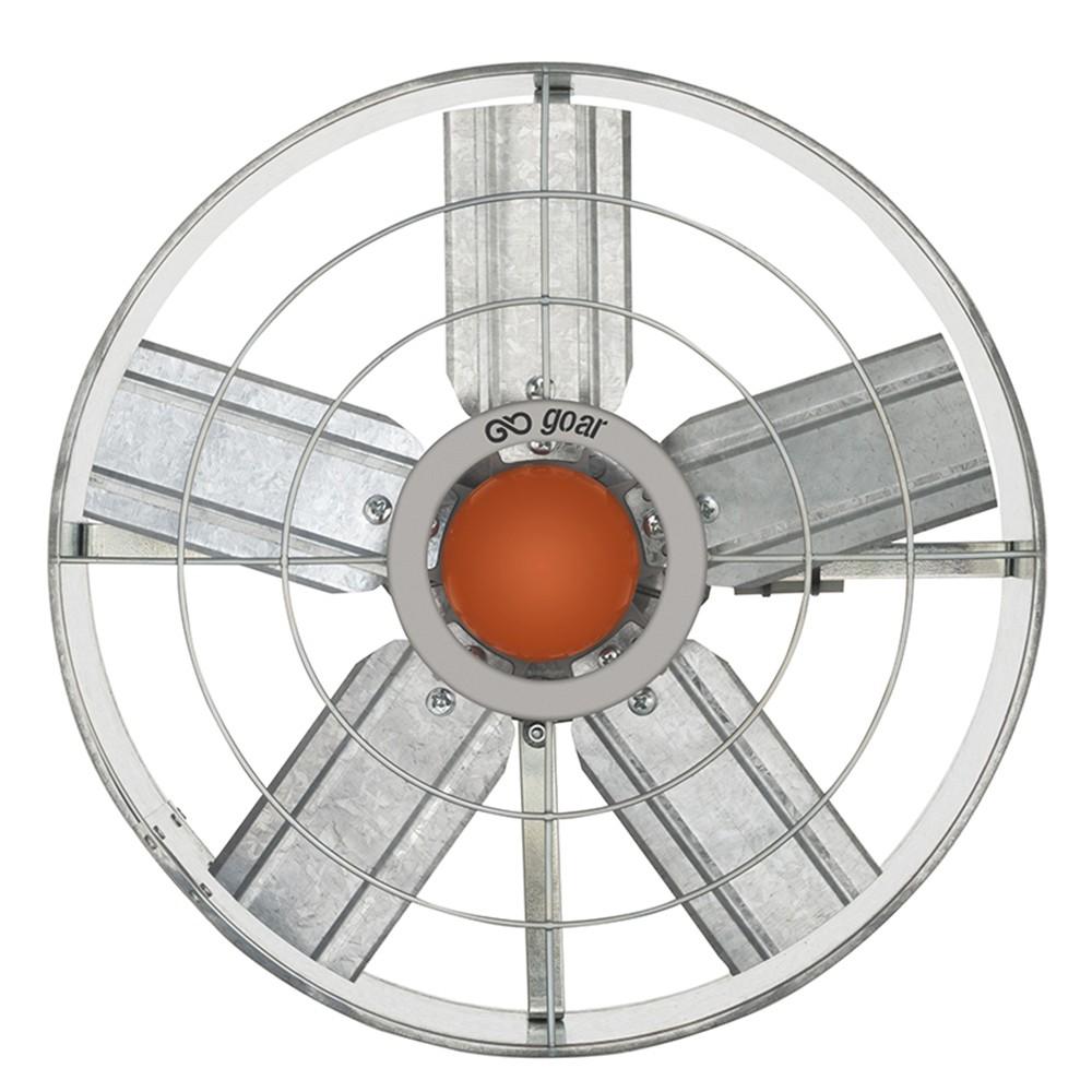 Exaustor Industrial 40cm 127V EX401 - GOAR