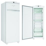 Freezer Brastemp Flex 1 Porta Vertical 228 Litros Branca Frost Free 127v
