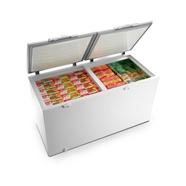 Freezer Electrolux 2 Portas Horizontal 477 Litros Branco