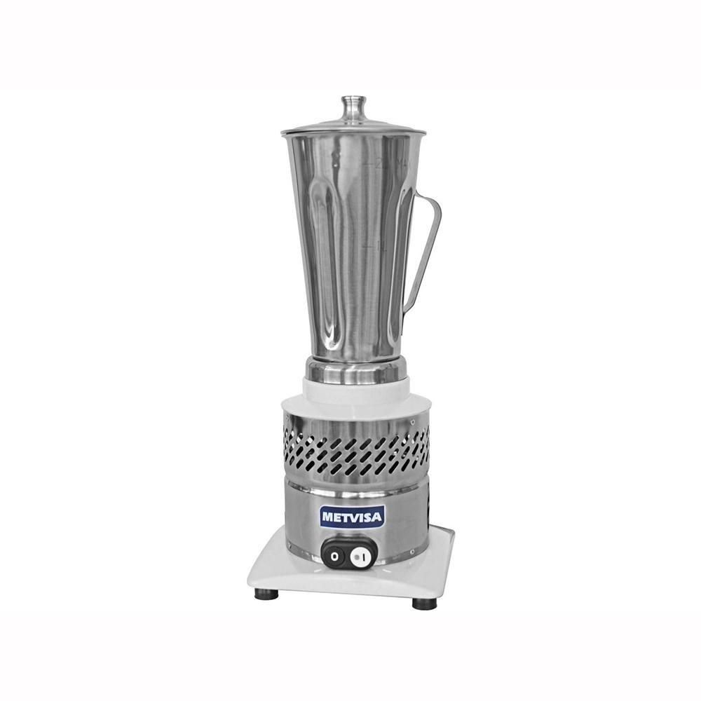 Liquidificador Industrial Alta Rotação 2 Litros - Metvisa