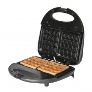 Maquina Waffle 220V - Zeex