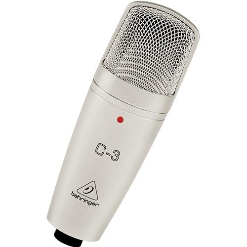 Microfone - C-3 - Behringer