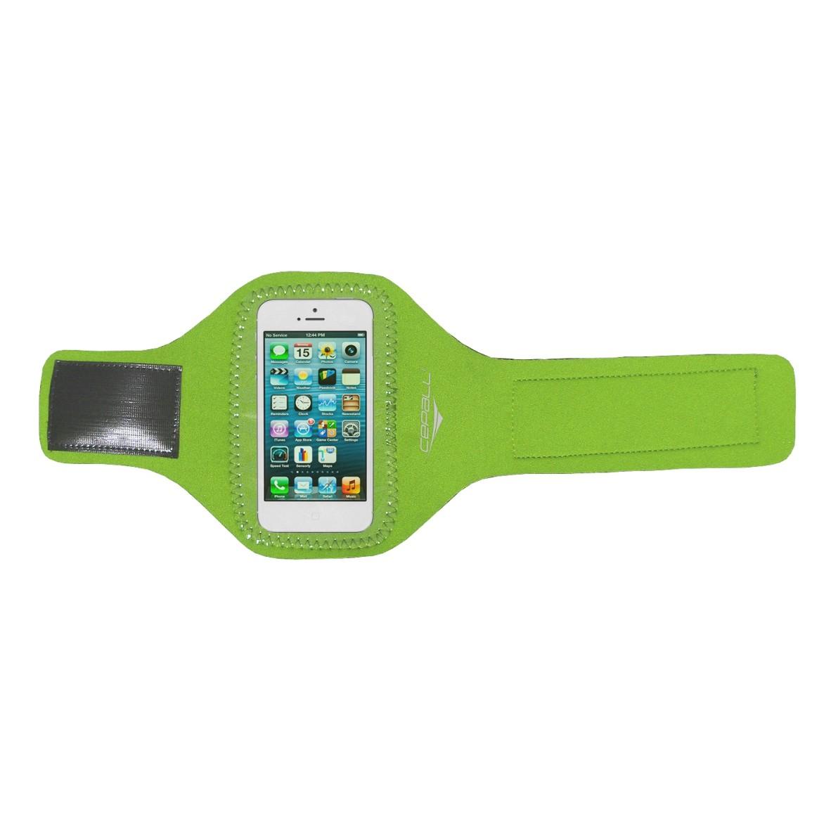 Porta Celular sem regulador Verde - Cepall
