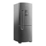 Geladeira Brastemp Inverse 422 Litros Portas Platinum Frost Free 127V