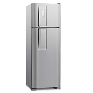 Geladeira Electrolux 2 Portas 310 Litros Inox Frost Free