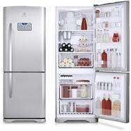 Geladeira Electrolux Bottom Freezer 2 Portas 454 Litros Inox Degelo Automático