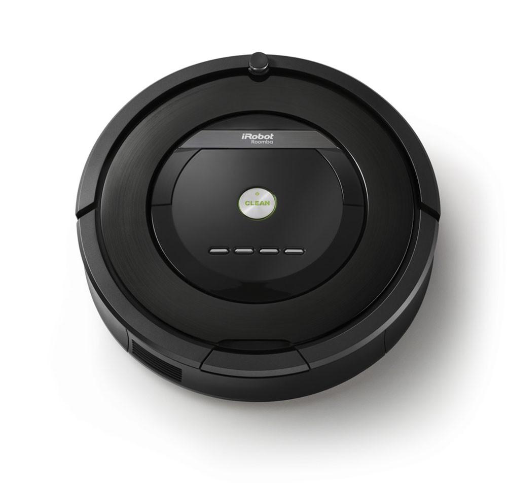 Robô Aspirador De Pó Inteligente & Biturbo Roomba 880 com limpeza programável & controle remoto - Irobot