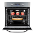 Forno de Embutir a Gás Electrolux 73 Litros Inox 220v