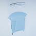 Lavadora Kin Serena 7 kg Branca Semi-Automática 220v