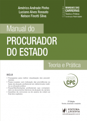 Cole��o Manuais das Carreiras - Manual do Procurador do Estado (2016)