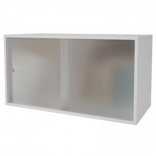 Cubo com Porta de Vidro BCB 10 - BRV Móveis