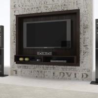 Painel para TV com Prateleira BR 420 - BRV Móveis