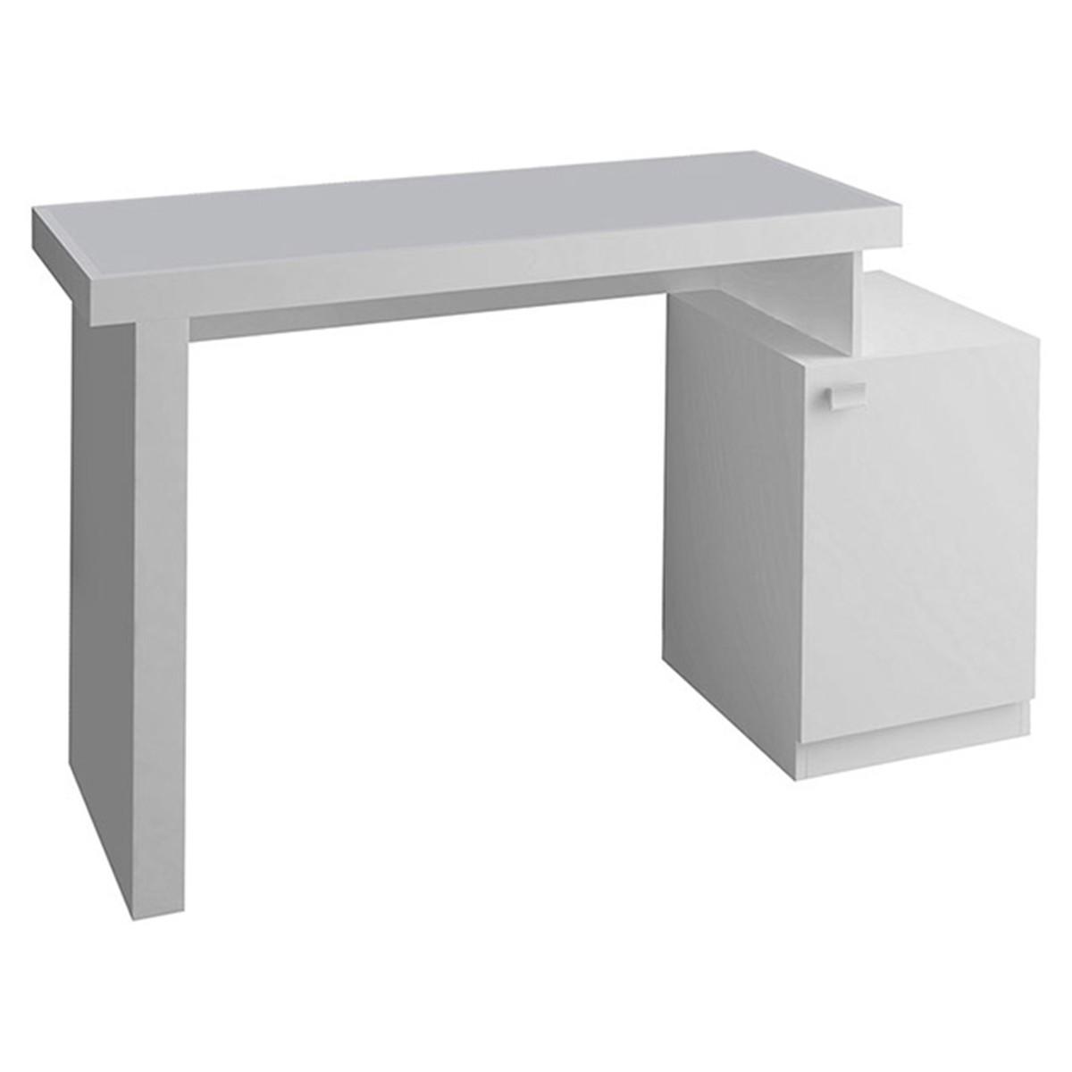 Mesa para Computador BRV BC 33 Elare Branco {BRV Móveis  #666666 1200x1200 Acessórios Banheiro Meber
