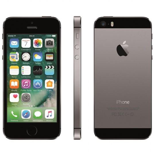 Iphone 5s Cinza Espacial 16gb Apple