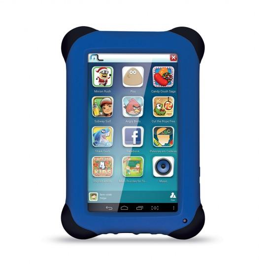 Tablet Kid Pad Azul NB194 Azul Multilaser