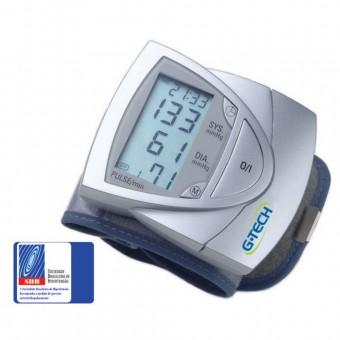 Aparelho Medidor de Pressão Digital Automático de Pulso G-Tech Master