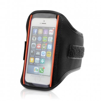Braçadeira para Smartphone até 5.7 em Neoperene ES047 Atrio