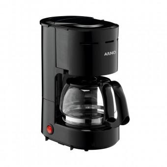 Cafeteira Elétrica Filtro Arno CAFP 127V Preta