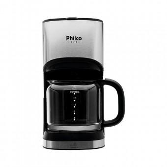 Cafeteira Elétrica Ph17 Preta 220V Philco