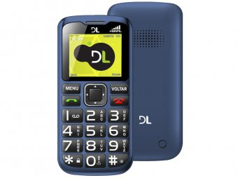 Celular DL YC-120 Azul