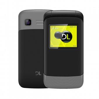 Celular DL YC-230 Preto
