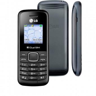 Celular LG B220 Preto
