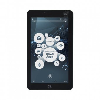 Tablet DL X-Quad Pro Wifi 8GB Branco TX325 Tela 7