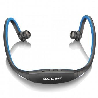 Fone De Ouvido Headphone Bluetooth PH097 Multilaser