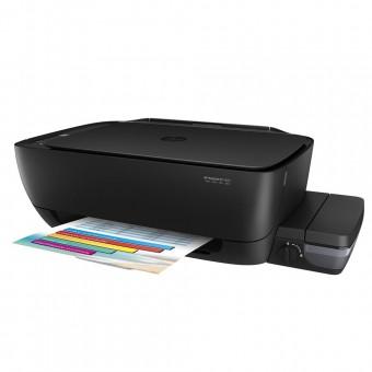 Impressora Multifuncional HP DeskJet GT 5822 Colorida LCD Wi-Fi USB