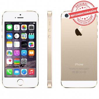 Imagem - iPhone 5S Dourado 32GB Apple Recondicionado 0010810001