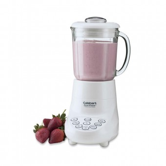 Liquidificador Branco Smart Power SPB-7 127V Cuisinart