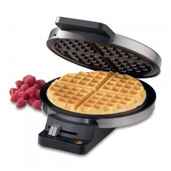 Máquina Para Waffle Em Aço Escovado WMR-CA Cuisinart 127V