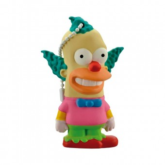 Pendrive Multilaser Simpsons Krusty 8GB PD074