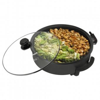 Imagem - Panela Elétrica Britânia Cook Chef Preto 127V
