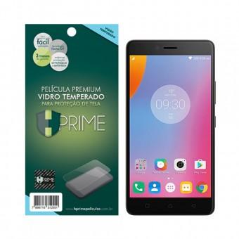 Película Vidro Temperado Premium HPrime Lenovo Vibe K6 Plus