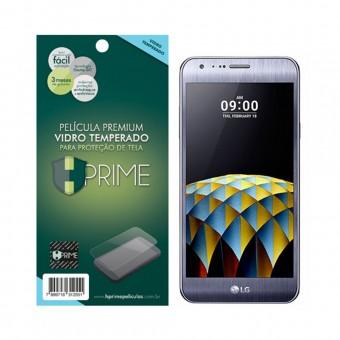 Película Vidro Temperado Premium HPrime LG X Cam