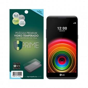 Película Vidro Temperado Premium HPrime LG X Power