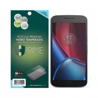 Película Vidro Temperado Premium HPrime Motorola Moto G4 Plus