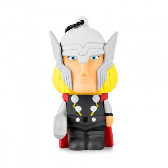 Pendrive Multilaser Marvel Vingadores Thor 8GB PD083