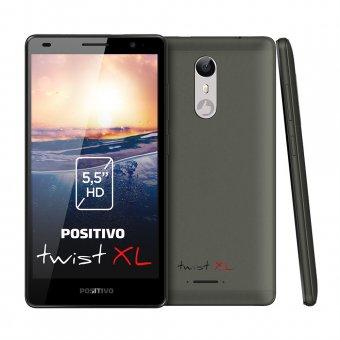 Smartphone Positivo Twist XL S555 Cinza