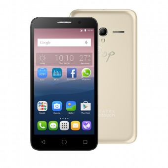 Smartphone Alcatel One Touch POP3 5 5016J Dourado