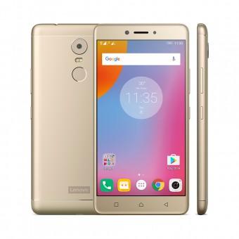 Smartphone Lenovo Vibe K6 Plus Dourado