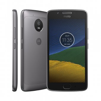 Imagem - Smartphone Motorola Moto G5 XT1672 Platinum