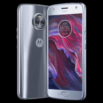 Smartphone Motorola Moto X4 Azul Topázio XT1900