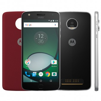 Imagem - Smartphone Motorola Moto Z Play XT1635-02 Preto