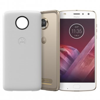 Smartphone Motorola Moto Z2 Play Power Edition XT1710-07 Ouro
