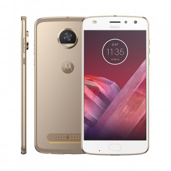 Smartphone Motorola Moto Z2 Play XT1710-07 Ouro