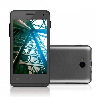 Smartphone Multilaser MS40 P9007 Preto