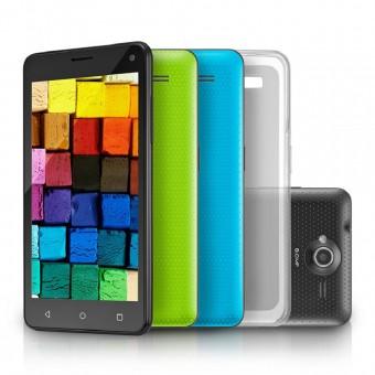 Smartphone Multilaser MS50 Colors Preto Dual P9001