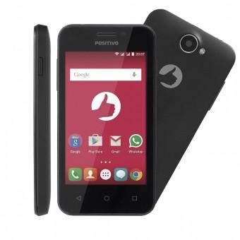 Smartphone Positivo ONE S420 Dual Preto